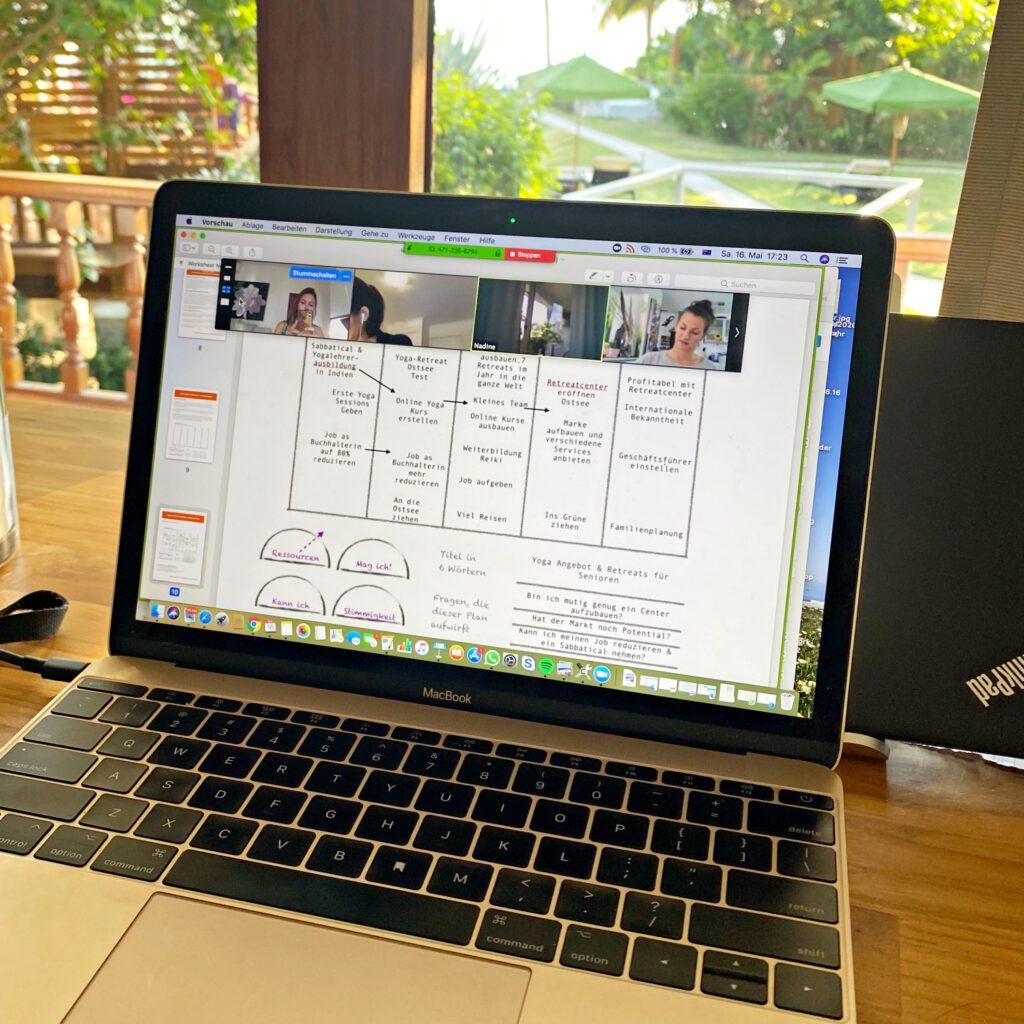 Online Workshops Work-Life-Love Nina Lehmann Coaching